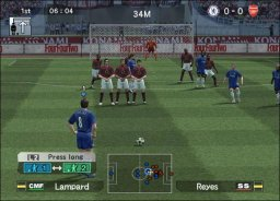 Pro Evolution Soccer 5 (XBX)  © Konami 2005   3/3