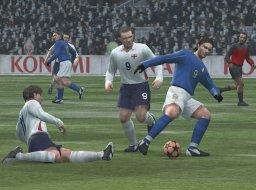 Pro Evolution Soccer 5 (PC)  © Konami 2005   2/3