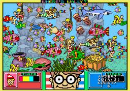 <a href='http://www.playright.dk/info/titel/wheres-wally'>Where's Wally?</a> &nbsp;  38/99