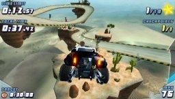 GripShift (PSP)  © Sony 2005   1/3