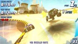 GripShift (PSP)  © Sony 2005   2/3