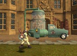 Wallace & Gromit: The Curse Of The Were Rabbit (PS2)   © Konami 2005    3/3