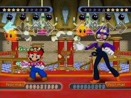 Dancing Stage: Mario Mix (GCN)  © Nintendo 2005   1/3