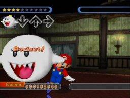 Dancing Stage: Mario Mix (GCN)  © Nintendo 2005   2/3