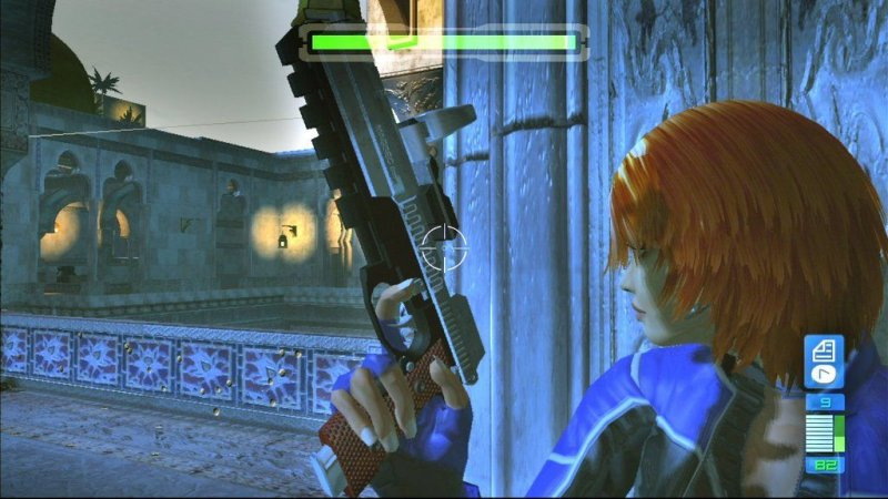 Perfect Dark Zero (X360)   © Microsoft 2005    6/7