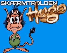 Skærmtrolden Hugo (AMI)  © SilverRock 1991   1/3