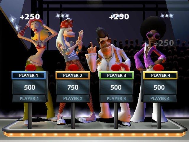 Buzz! The Music Quiz (PS2)  © Sony 2005   4/6
