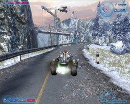 TimeShift (X360)  © VU Games 2007   1/3