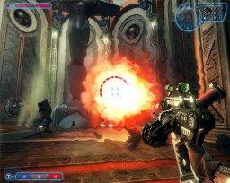 TimeShift (X360)  © VU Games 2007   2/3
