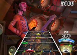 Guitar Hero (PS2)   © RedOctane 2005    2/6