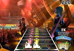 Guitar Hero (PS2)   © RedOctane 2005    3/6