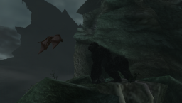 King Kong (2005) (PSP)  © Ubisoft 2005   3/7