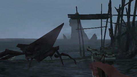 King Kong (2005) (PSP)  © Ubisoft 2005   4/7