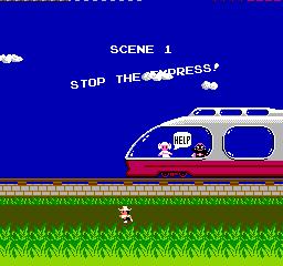 Challenger (1985) (NES)  © Hudson 1985   2/3