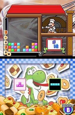 Tetris DS (NDS)  © Nintendo 2006   8/8