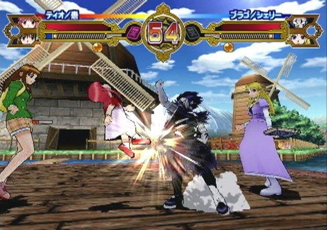 ZatchBell! Mamodo Battles (GCN)  © Bandai 2005   5/9