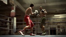 Fight Night: Round 3 (X360)  © EA 2006   1/3