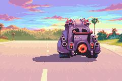 Magical Vacation (GBA)  © Nintendo 2001   2/3