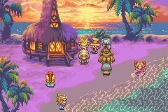 Magical Vacation (GBA)  © Nintendo 2001   3/3