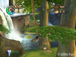 Ice Age 2: The Meltdown (GCN)   © VU Games 2006    1/3
