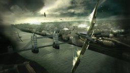 Blazing Angels: Squadrons Of WWII (X360)   © Ubisoft 2006    1/3