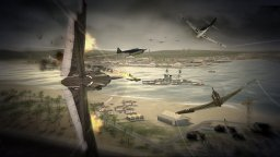 Blazing Angels: Squadrons Of WWII (X360)   © Ubisoft 2006    2/3