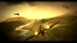 Blazing Angels: Squadrons Of WWII (X360)   © Ubisoft 2006    3/3