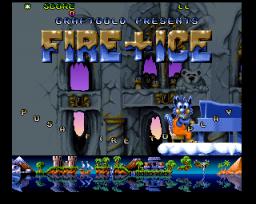 Fire & Ice (CD32)  © Renegade 1994   1/4
