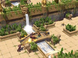 Titan Quest (PC)   © THQ 2006    2/3