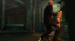 Hitman: Blood Money (X360)   © Eidos 2006    1/3