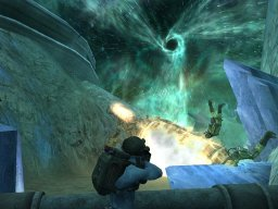 Rogue Trooper (PS2)   © Eidos 2006    1/3