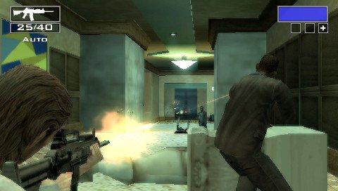 Miami Vice: The Game (PSP)  © VU Games 2006   6/6