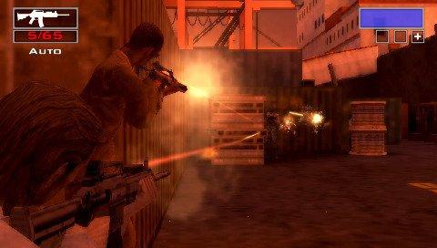Miami Vice: The Game (PSP)  © VU Games 2006   5/6
