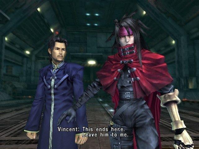 Final Fantasy VII: Dirge Of Cerberus (PS2)  © Square Enix 2006   4/4