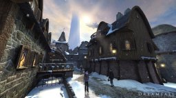 Dreamfall: The Longest Journey (PC)  © Aspyr 2006   2/6