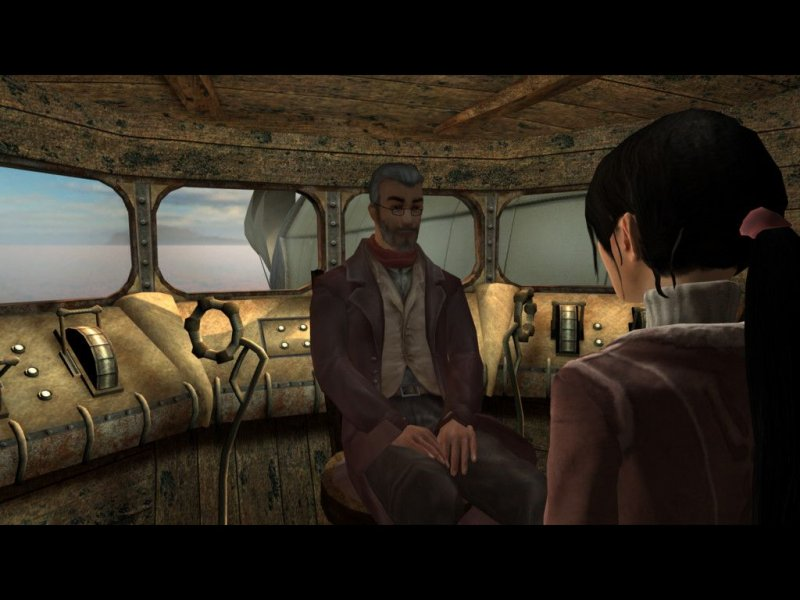 Dreamfall: The Longest Journey (PC)  © Aspyr 2006   6/6