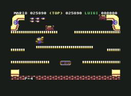 Mario Bros. (C64)  © Atari Corp. 1984   3/3