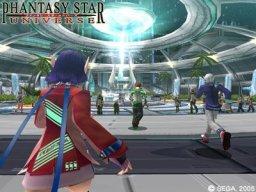 Phantasy Star Universe (PS2)  © Sega 2006   3/3