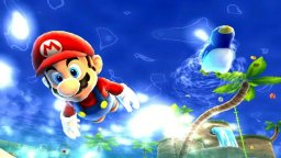 Super Mario Galaxy (WII)  © Nintendo 2007   2/3