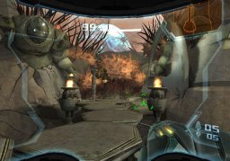 Metroid Prime 3: Corruption (WII)  © Nintendo 2007   1/3