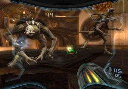 Metroid Prime 3: Corruption (WII)  © Nintendo 2007   2/3