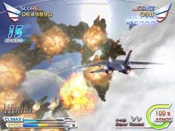 After Burner Climax (ARC)  © Sega 2006   1/3