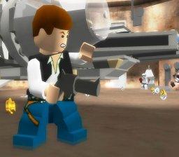 Lego Star Wars II: The Original Trilogy (PS2)  © LucasArts 2006   3/6
