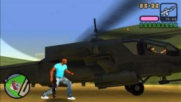 Grand Theft Auto: Vice City Stories (PSP)  © Rockstar Games 2006   1/3