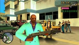Grand Theft Auto: Vice City Stories (PSP)   © Rockstar Games 2006    2/3