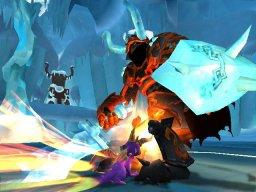 The Legend Of Spyro: A New Beginning (PS2)  © VU Games 2006   2/3