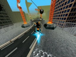 Agent Hugo 2: Robo Rumble (PS2)  © ITE 2006   2/3