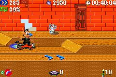 Agent Hugo 2: Robo Rumble (GBA)  © ITE 2007   3/3