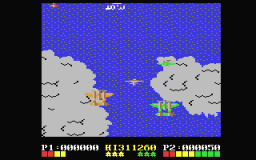 1943: The Battle Of Midway (C64)   © GO! 1988    2/2