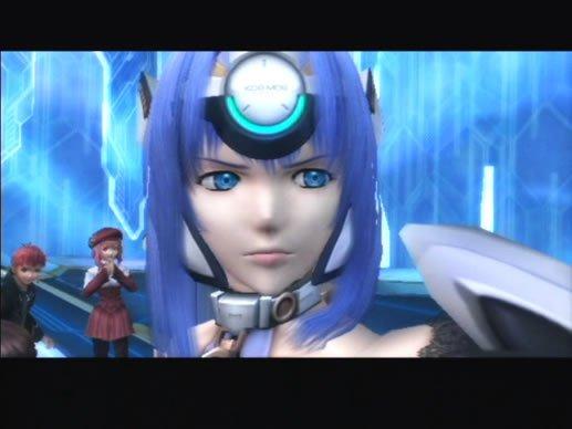 Xenosaga: Episode III: Also Sprach Zarathustra (PS2)  © Namco 2006   5/6